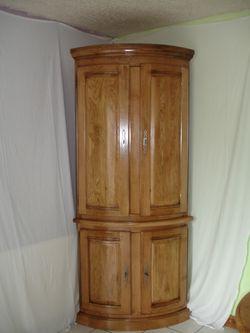 meuble d 39 angle salon et salle manger sur franck voiriot franck fabricant de meubles sur. Black Bedroom Furniture Sets. Home Design Ideas