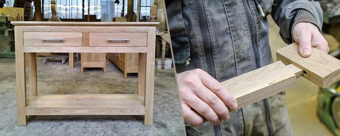 Meubles sur mesure Voiriot Franck fabrication de meubles dans les